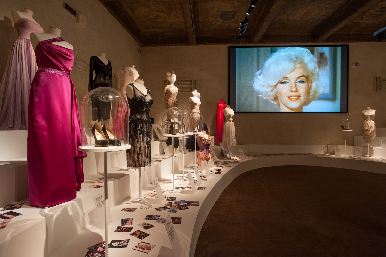0417dec619b Marylin Monroe was a huge fan of Salvatore Ferragamo and owned many of his  shoes