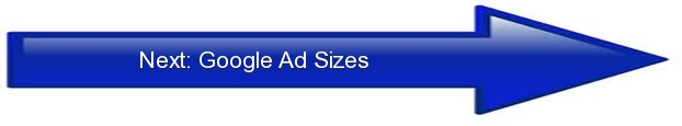 Next: Google Ad Sizes