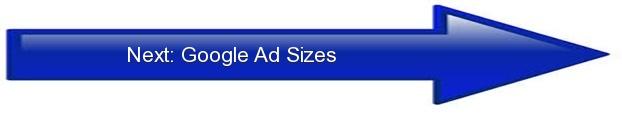 Next: Google Ad Sizes