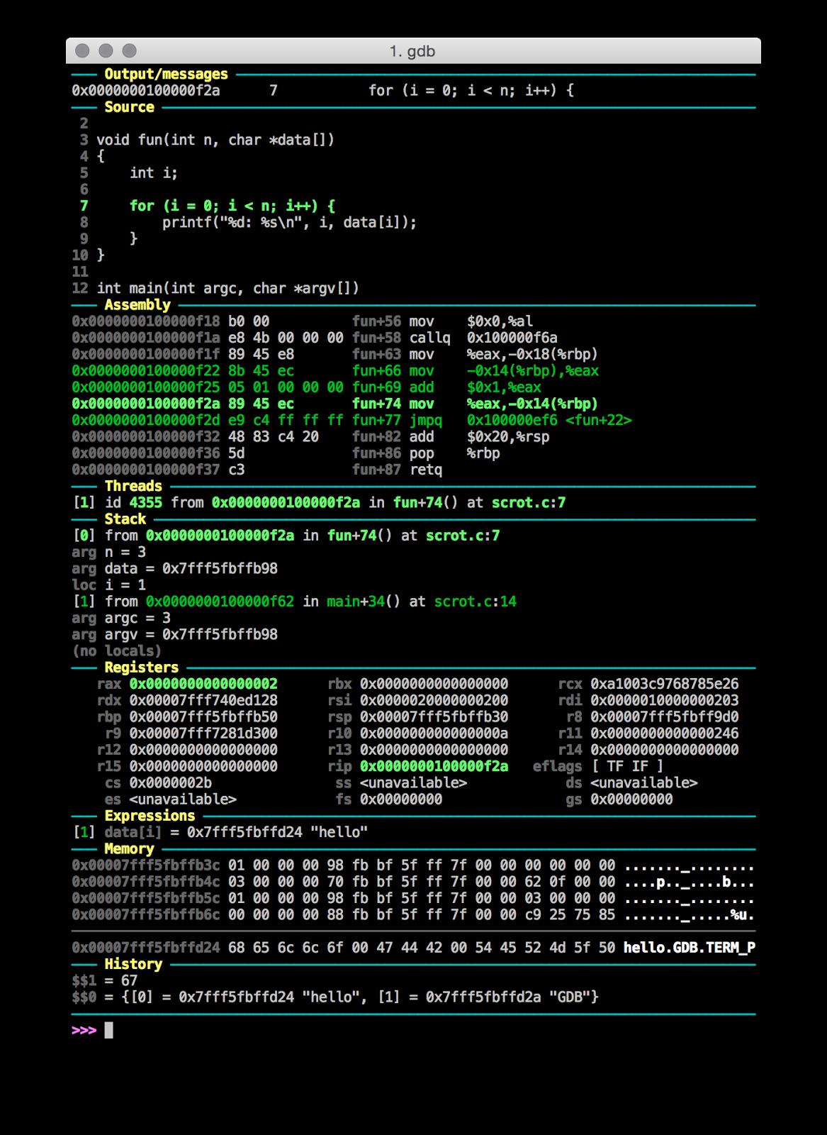 using python to hack