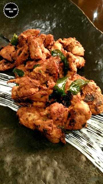 Koli Menasakai @ Cuisine of Vijayanagara @ Cubbon Pavilion | ITC Gardenia | Bangalore