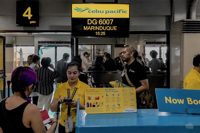 marinduque cebu pacific