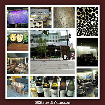 Roka Akor Chicago Collage