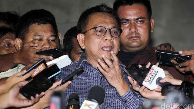 Lagi-lagi KPK Periksa Wakil Ketua DPRD M Taufik Terkait Kasus Reklamasi