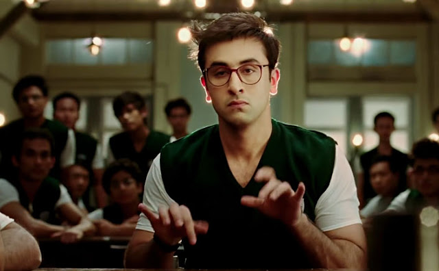 Jagga Jasoos, Entertainment, Katrina Kaif, Typewriter imitation