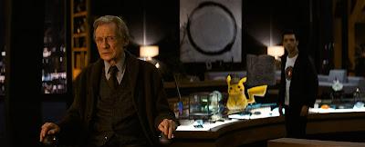 Pokemon Detective Pikachu Bill Nighy Image 1