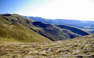 Montagnes d'Auvergne.