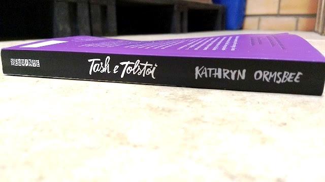 Resenha Livro Tash e Tolstói