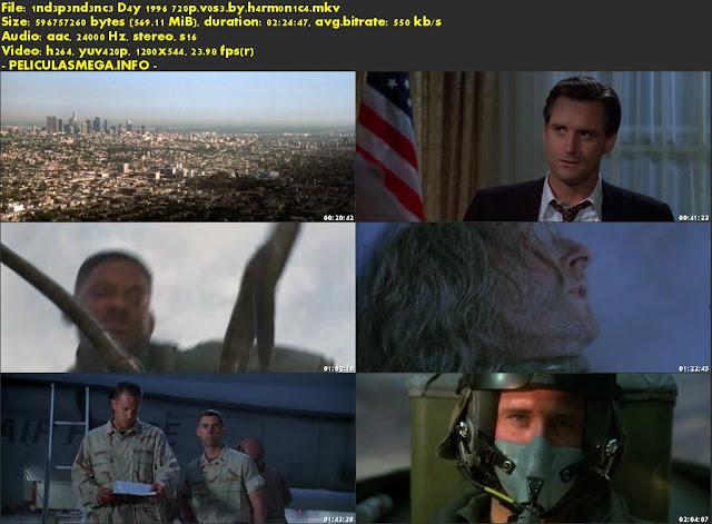 Descargar Independence Day Subtitulado por MEGA.