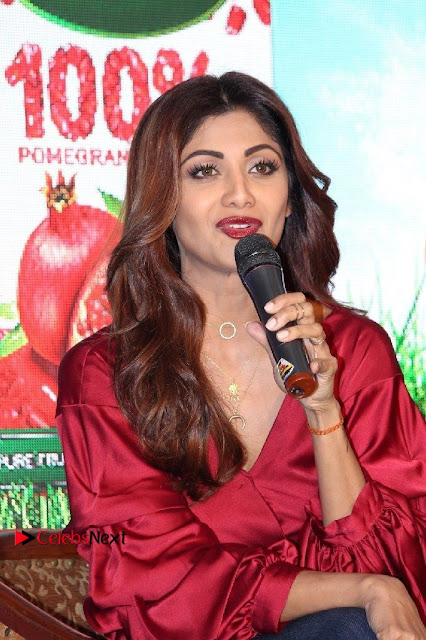 Bollywood Actress Shilpa Shetty Stills in Tight Jeans at Launch Of   0022.jpg