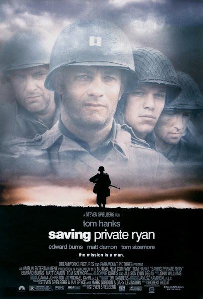 Poster of Saving Private Ryan 1998 [Dual-Audio] 720p BluRay ESubs Download