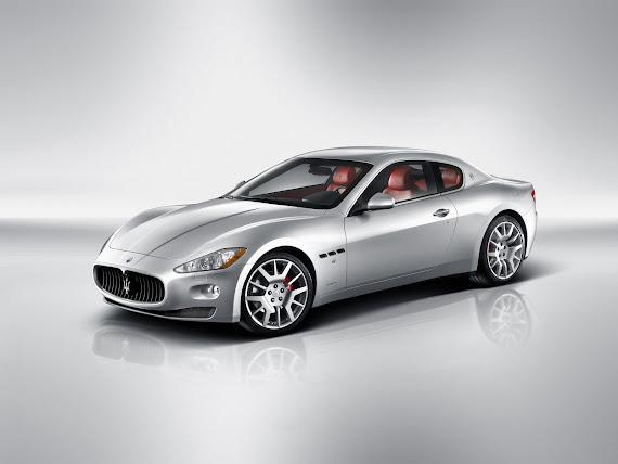 Maserati GranTurismo download besplatne pozadine za desktop 1600x1200