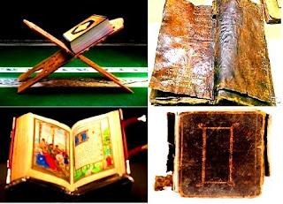 Jenis - Jenis Kitab dan Pengertian Iman Kepada Kitab Allah.