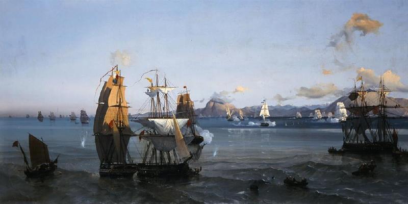 20 Φεβρουαρίου 1822 - Η Ναυμαχία των Πατρών