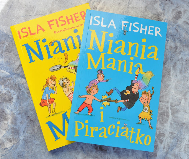 Niania Mania/ Niania Mania i Piraciątko