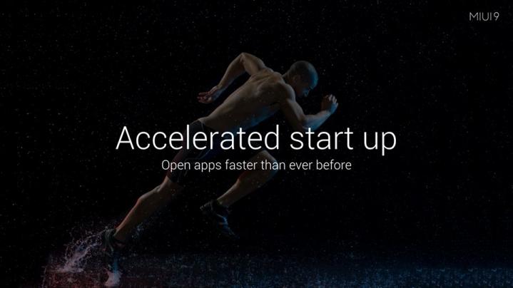 Fitur yang berfungsi mempercepat saat membuka aplikasi