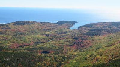 Acadia national park遊記 2