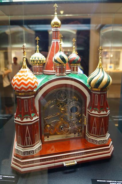 Konstantin Chaykin - Moscow Computus Clock