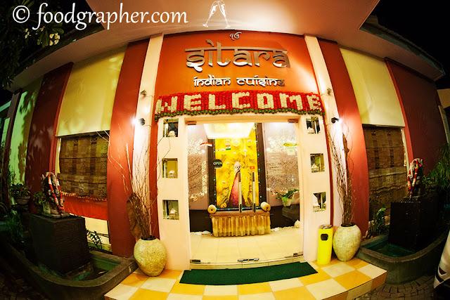 Sitar Indian Restaurant Leamington Spa