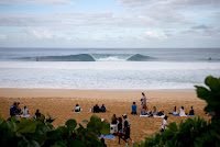 74 Lineup ens Pipe Invitational foto WSL Tony Heff