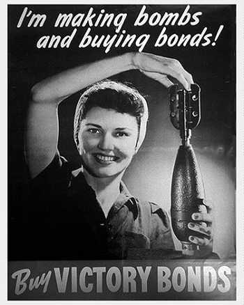 buying war bonds  - A simple example of bandwagon propagandaTransfer Propaganda Examples Obama