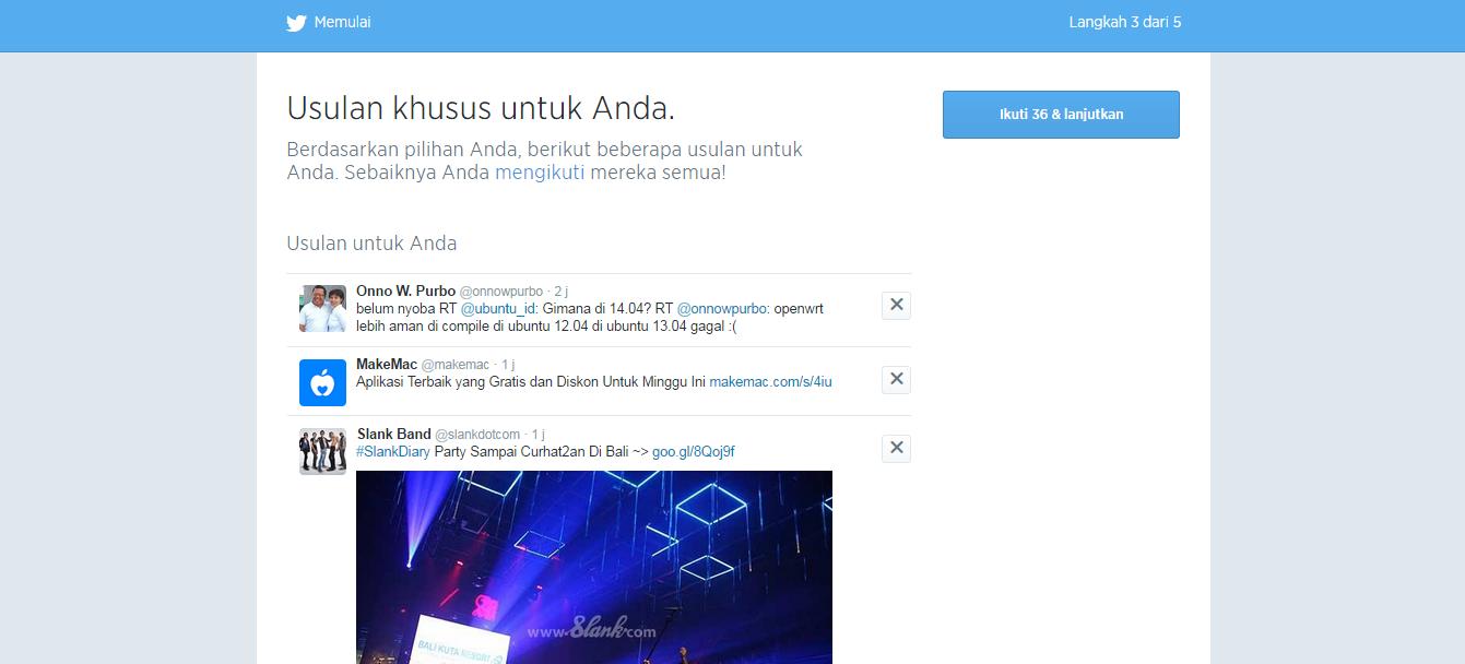 Cara Mudah Membuat Twitter Lengkap Terbaru 2014