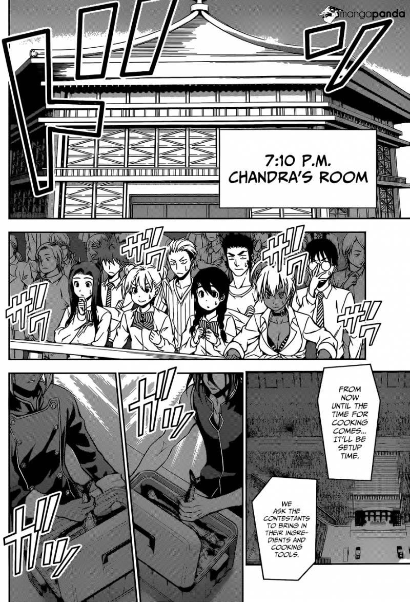 Shokugeki no Soma - Chapter 106