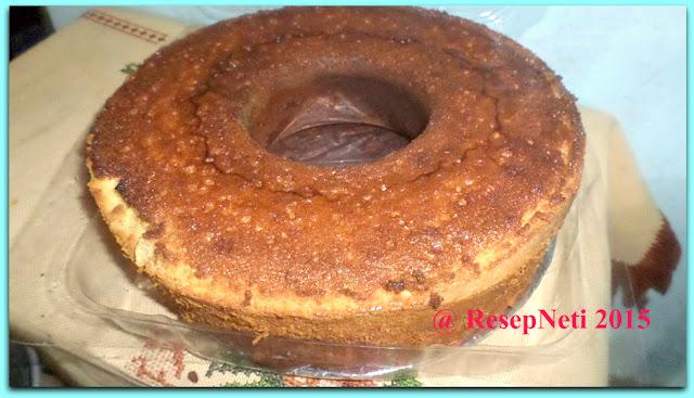 Resep bolu chiffon di dapur kusNeti 2015