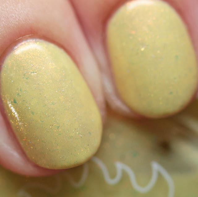 Great Lakes Lacquer Sun Dappled