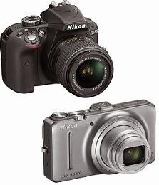 Minimum Flat 20% Off on DSLR / Point & Shoot Digital Camera @ Flipkart