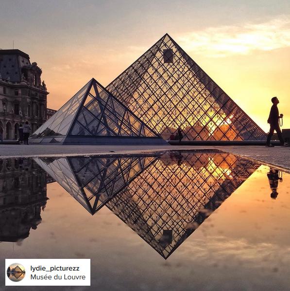 Pyramide du Louvres - lydie_picturezz