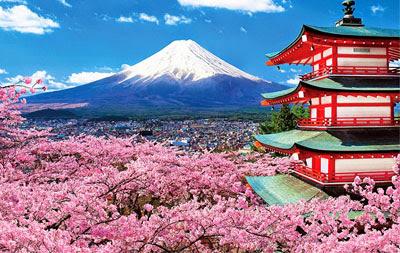Những tour du lịch Châu Á hấp dẫn tại Cánh Chim Việt Tourist - Nhật Bản