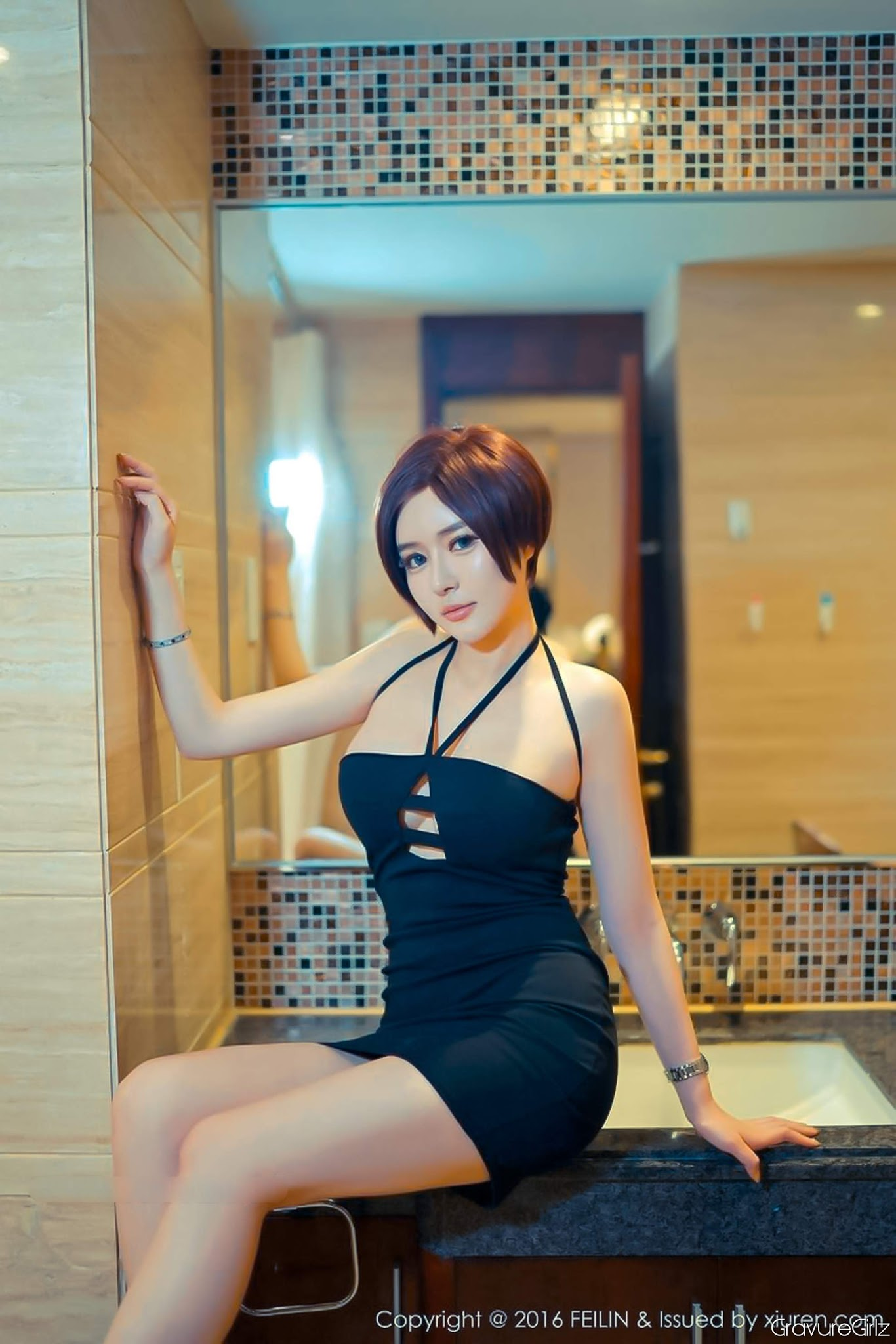 [Xiuren秀人 Girl No.133 顾欣怡 (Gu Xin Yi) 2014 | GravureGirlz