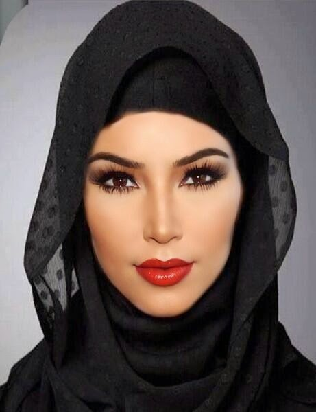 Dubai Beautiful Girl Wallpaper Unique Design Celebrities In Hijab