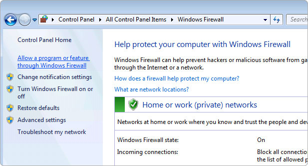 "Fix bug ""Check online for a solution later and close the program."" in Windows 7. 011"