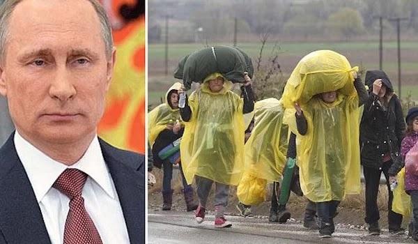Πούτιν: Οι Ιλουμινάτι σχεδιάζουν να χρησιμοποιήσουν το Ισλάμ για να ξεκινήσουν τον 3ο Παγκόσμιο Πόλεμο.