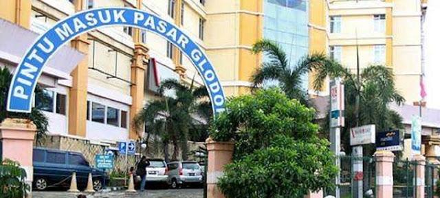 Pasar Glodok Tutup karena maraknya Belanja Online