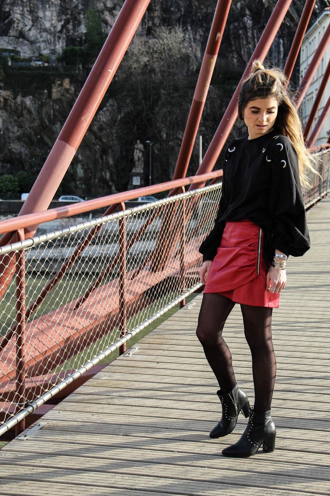 Street Style Www Marieandmood Com Fashionmylegs The