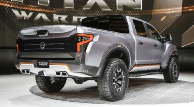 Nissan Titan 2018 Specs, Rumors, Reviews, Redesign, Release Date