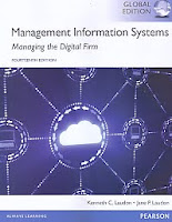 Judul Buku : MANAGEMENT INFORMATION SYSTEMS Managing the Digital Firm FOURTEENTH EDITION Global Edition