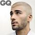 Zayn Malik Berpenampilan Rambut Botak Akibat Bleaching Rambut