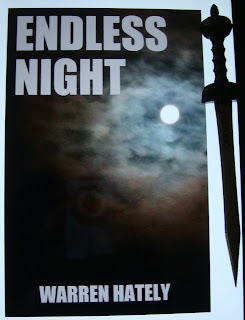 Portada del libro Endless Night, de Warren Hately