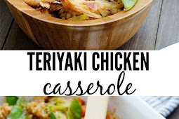 Teriyaki Chicken Casserole