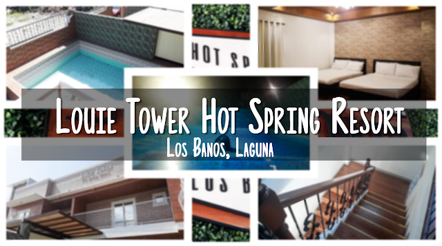 Louie Tower Hot Spring Resort Laguna Ranneveryday