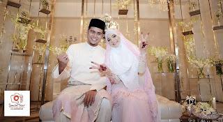 perkahwinan diana amir dan habib
