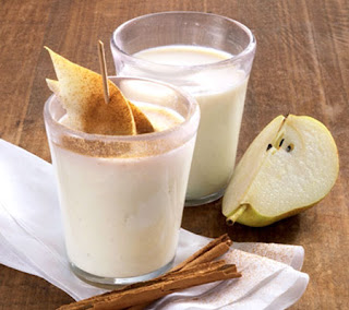 Buttermilk and Pear Smoothie Recipe