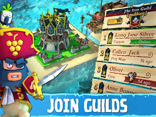 Plunder pirate mod android