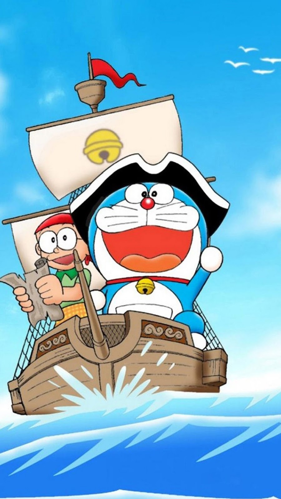 Cute and Funny Cartoon Wallpapers of Shin-chan, Nobita, Doraemon,Frozen, Angry birds