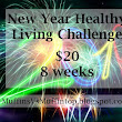 New Year Healthy Living Challenge