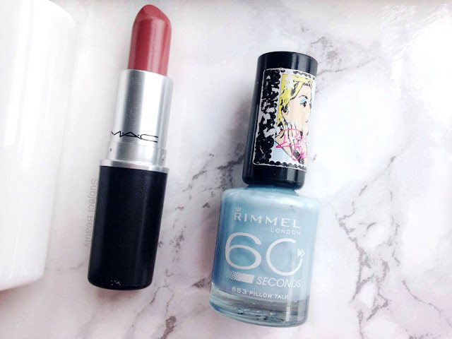 Monthly Favourites May Mac Cosmo Rimmel Nail Polish